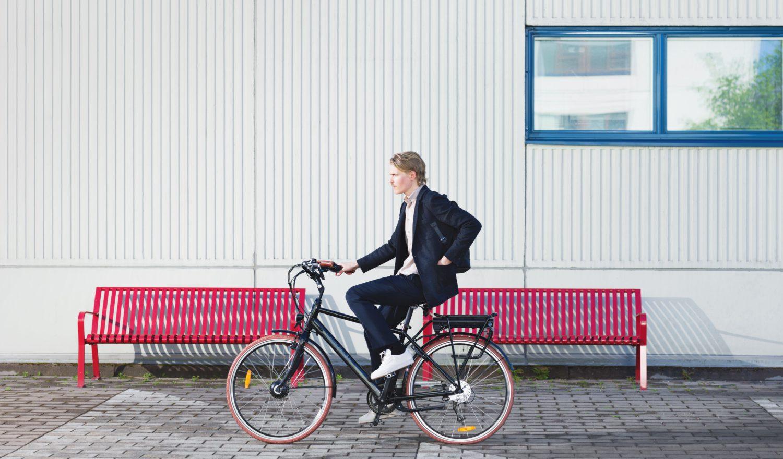 Wheelström E-bike Sähköpyörä Elcykel Kaveri