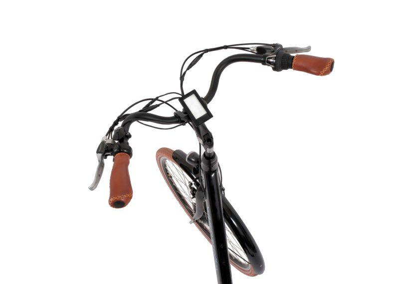 wheelström ebike women elcykel kvinna sähköpyörä naisten black svart musta