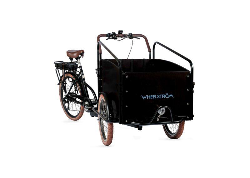 wheelström gran amigo cargo e-bike elassisterad lådcykel sähköavusteinen laatikkopyörä