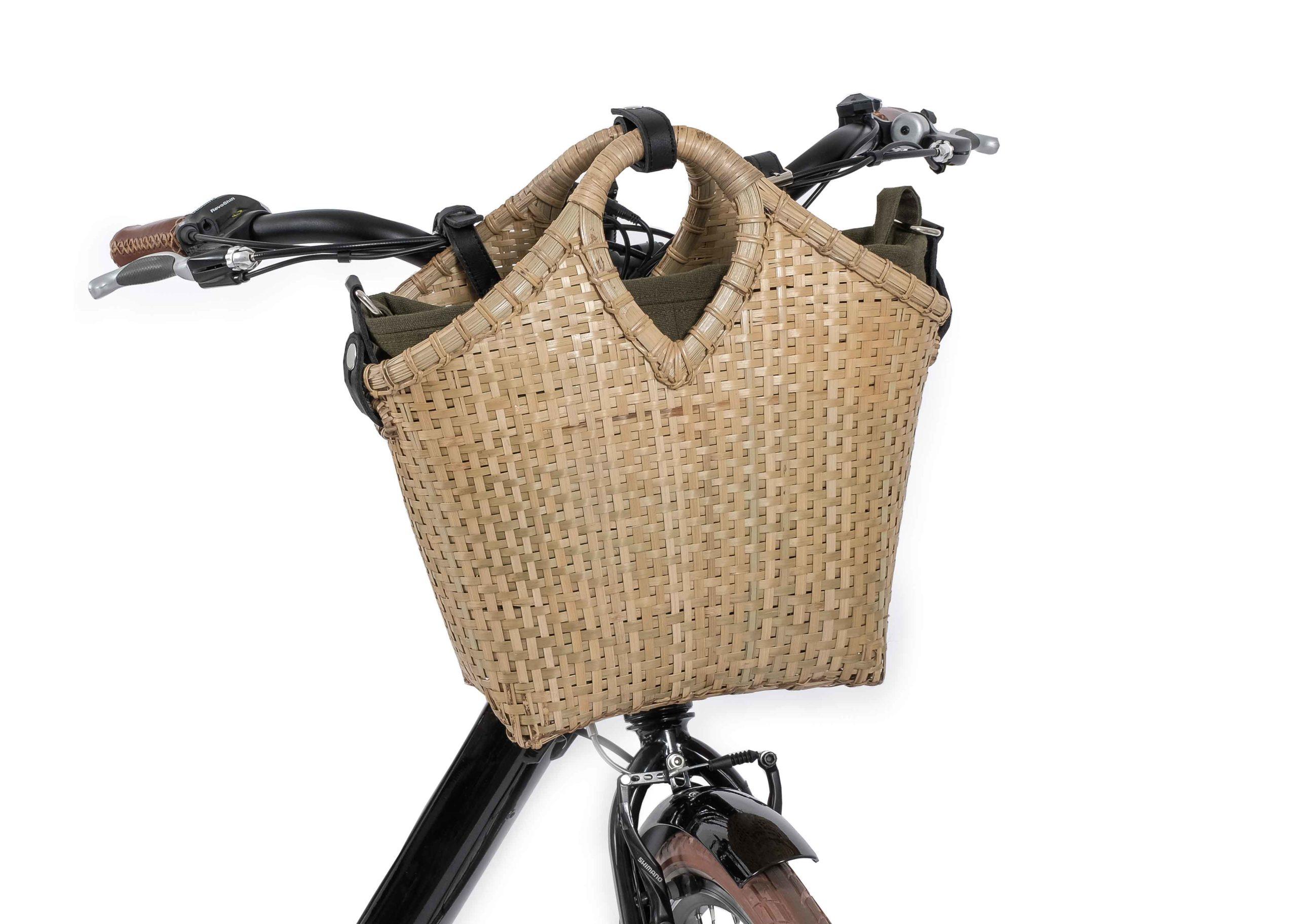 Pako bike basket cykelväska pyörälaukku