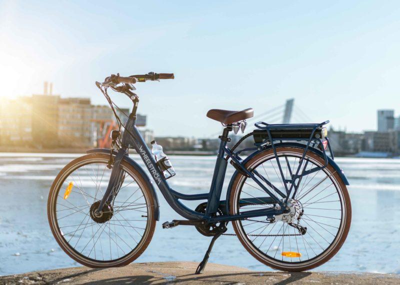 Wheelström DROPP kompis ebike elcykel sähköpyörä
