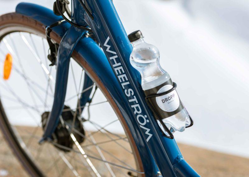 Wheelström dropp bottleholder flaskhållare pulloteline