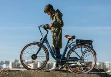 Wheelström DROPP electric bike elcykel sähköpyörä