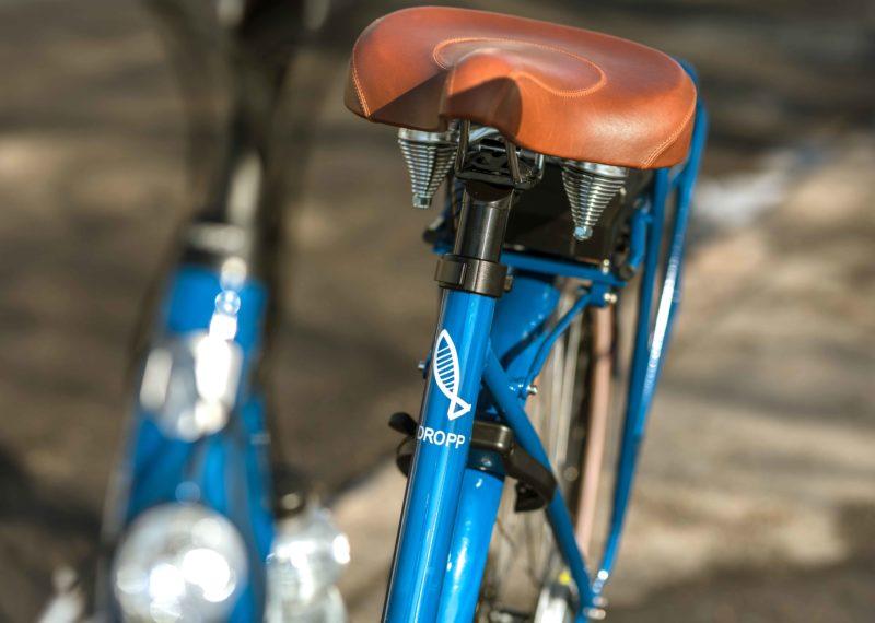 Wheelström dropp ebike elcykel sähköpyörä