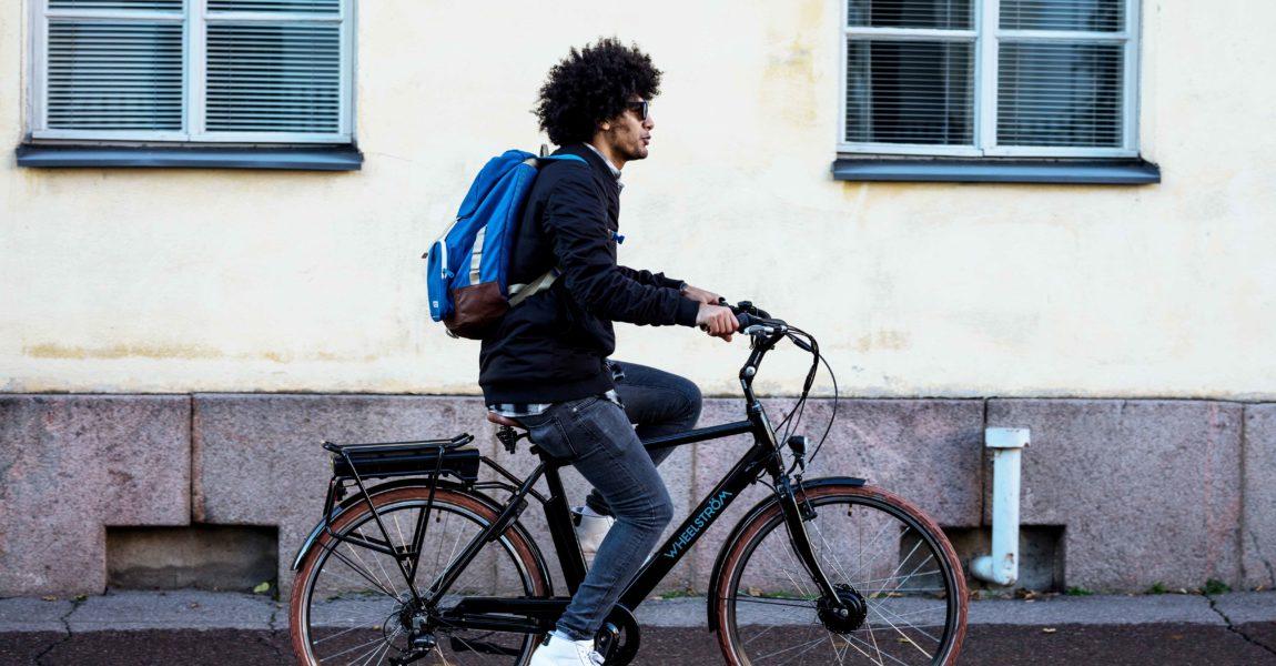 Wheelström sähköpyörä elcykel e-bike kaveri Adry