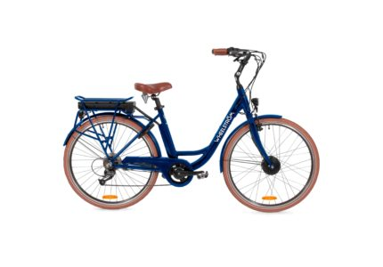 wheelström DROPP ladies electric bike kvinna elcykel naisten sähköpyörä