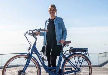 Wheelström DROPP sähköpyörä elcykel e-bike